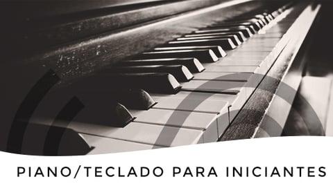 Piano / Teclado para iniciantes