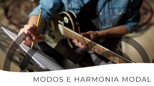 Modos e Harmonia Modal