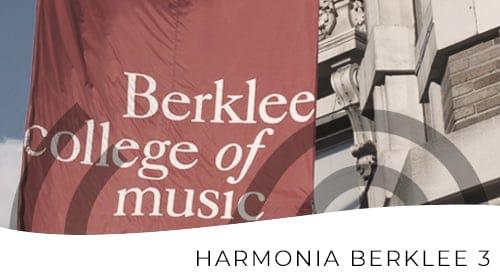 Harmonia Berklee 3