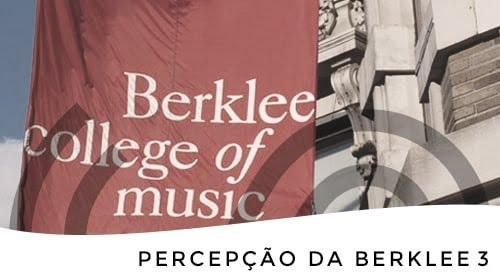 Percepção Berklee 3